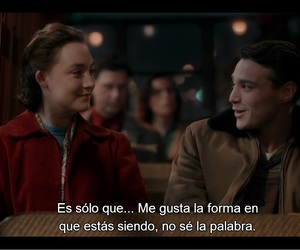 Brooklyn, movie, and quotes image