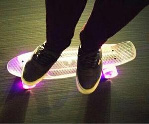 cool, skate, and skateboard image