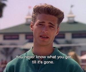 quote, beverly hills 90210, and brandon walsh image