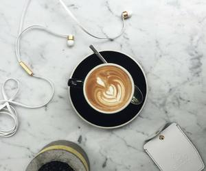 coffee, style, and tulip image