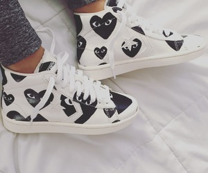 cdg, comme des garcons, and convers image