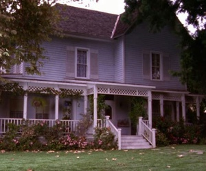 gilmore girls, house, and rory image