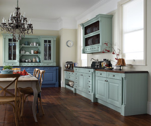 decorating, ideas, and kitchen image