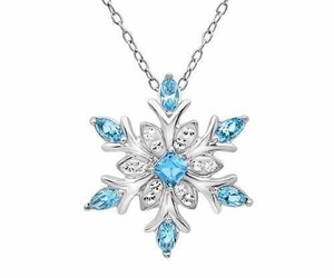 blue, jewelry, and white image