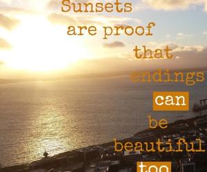beautiful, horizon, and quotes image