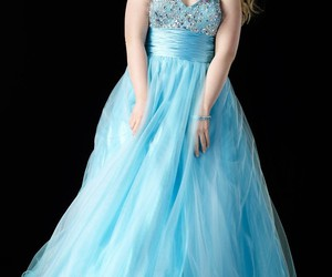 dresses, fashion, and evening dresses image
