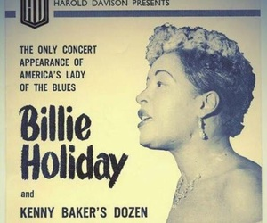 billie holiday, love, and music image