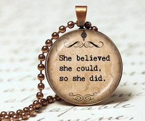 chain, she believed, and etsy image