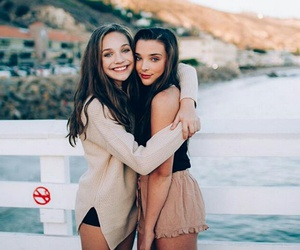 maddie ziegler, Kendall, and dance moms image