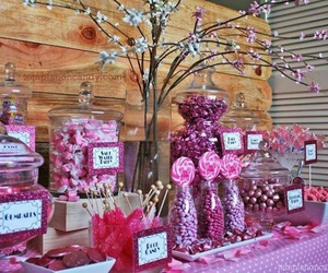 candies, candy bar, and deco image