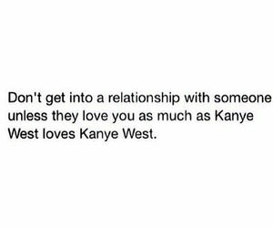 kanye west, quotes, and love image