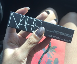 ginger, makeup, and nars image