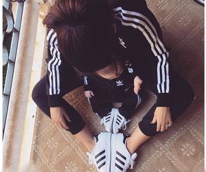 adidas, beautiful, and shoes image