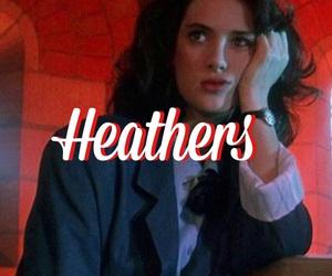 Heathers, 80s, and winona ryder image