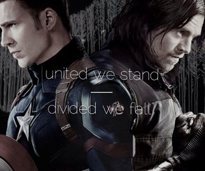 captain america and winter soldier image