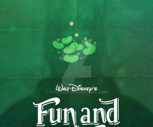 disney, fun and fancy free, and fun & fancy free image