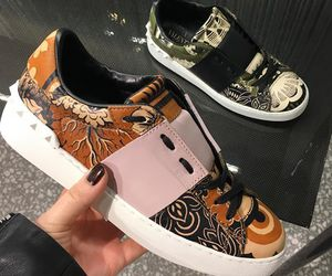 luxury, sneakers, and Valentino image