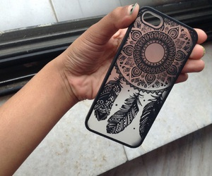 beautiful, dream catcher, and ipod cover image