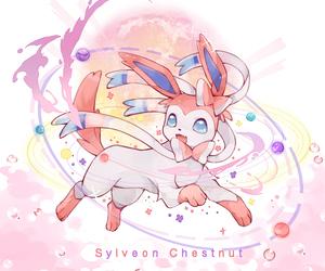 pokemon, sylveon, and cute image