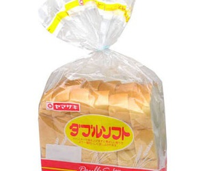 bread, バン, and ダブルソフト image
