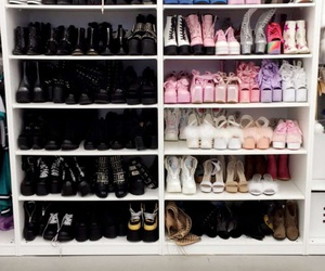 heaven, platform shoes, and shoes collection image