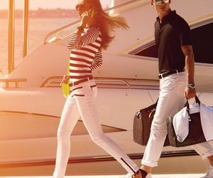 couple, luxury, and rich image