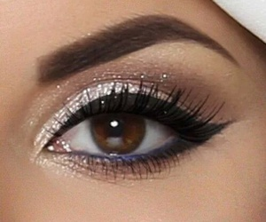 makeup, beauty, and colores image