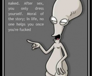 alien, american dad, and funny image