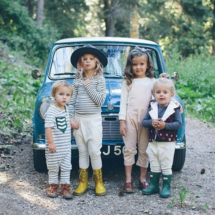brothers and sisters, car, and children image