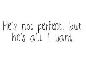perfect, love, and he image