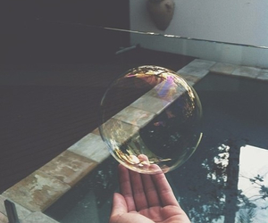 bubble, photography, and aesthetic image