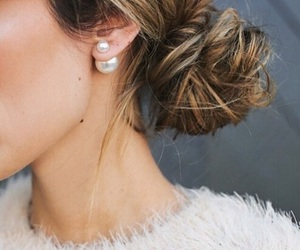 beautiful, summer, and ear image