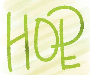 art, doodle, and hope image