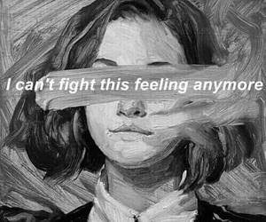 quotes, sad, and art image