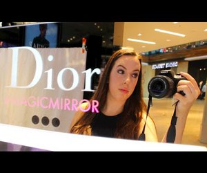 beauty, Christian Dior, and dior image