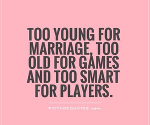 marriage, pink, and quotes image