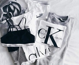 Calvin Klein and style image