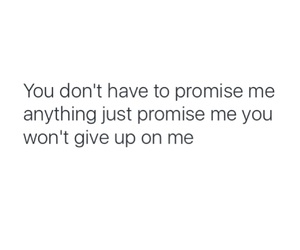 heartbreak, i want you, and promise image