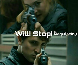 will, divergent, and tris image