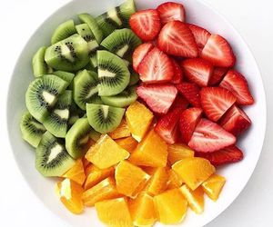 ananas, breakfast, and FRUiTS image