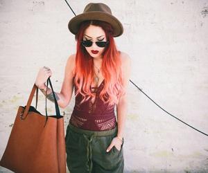 blogger, fashion, and model image