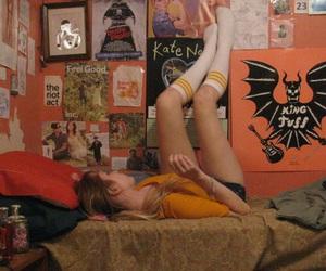 grunge, tumblr, and orange image