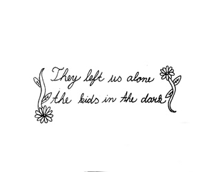 all time low, drawing, and Lyrics image