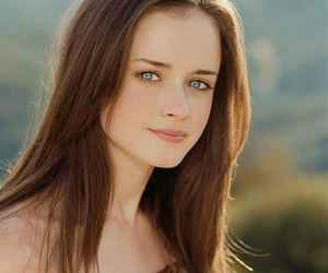alexis bledel, gilmore girls, and girl image