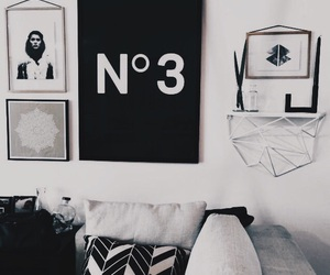 bedrooms, chanel, and decor image