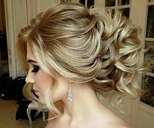 beauty, elegance, and blonde image