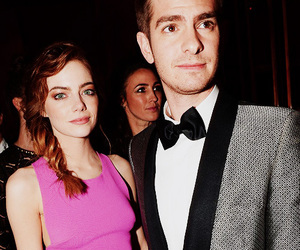 emma stone, andrew garfield, and otp image