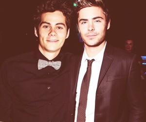 zac efron, dylan o'brien, and boy image