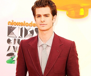 actor, elegant, and andrew garfield image