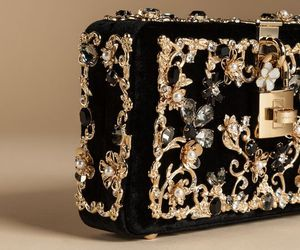 bag, dolce gabbana, and fancy image